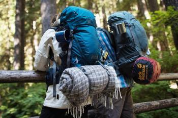 Trekkingrucksack für lange Touren