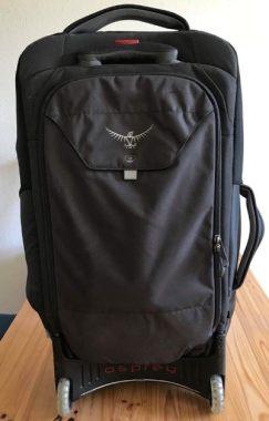 Osprey Kofferrucksack Testsieger