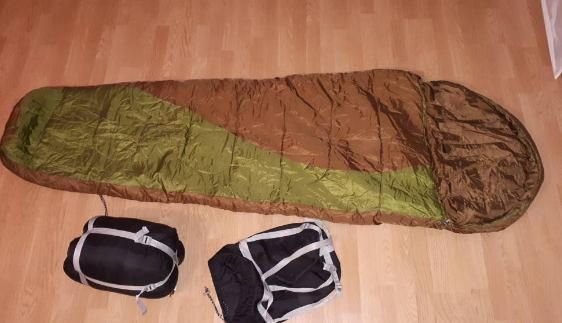 Schlafsack Camping