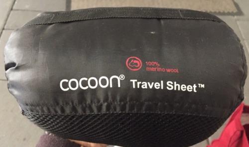 Hüttenschlafsack Cocoon