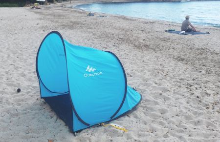 Quechua Decathlon Strandmuschel